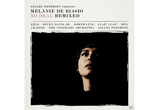Melanie De Biasio - No Deal Remixed-Presented By Gilles Peterson [Vinyl]