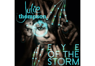 Julie Thompson - Eye Of The Storm - (CD)