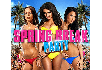 Various - Spring Break Party - (CD)