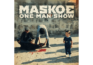 Maskoe - One Man Show [CD]