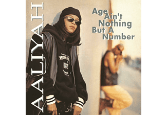 Aaliyah - Age Ain't Nothing But A Number - (Vinyl)