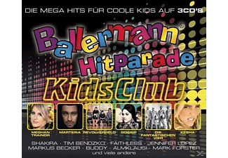 VARIOUS - Ballermann Hitparade Kids Club - (CD)