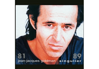 Jean-Jacques Goldman - Singulier 81-89 CD