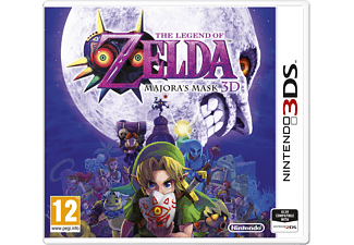 The Legend of Zelda: Majora's Mask 3D Nintendo 3DS