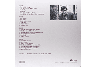 Phil Ochs - 1963 Demo Sessions - (Vinyl)