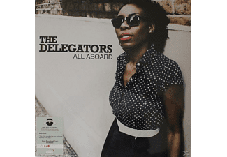 The Delegators - All Aboard - (Vinyl)