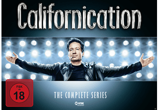 Californication – Complete Box - (DVD)