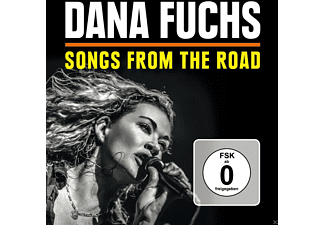 Dana Fuchs - Songs From The Road - (CD + DVD Video)