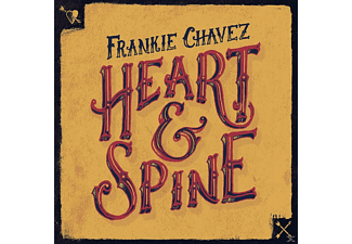Frankie Chavez - Heart & Spine [CD]