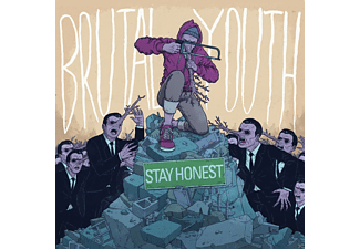 Brutal Youth - Stay Honest - (CD)