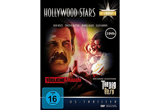 Hollywood Stars Movie Collection-Us Thriller - (DVD)