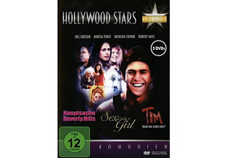 Hollywood Stars Movie Collection-Komödien [DVD]