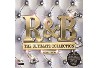 VARIOUS - R&B-Ultimate Collection - (CD)