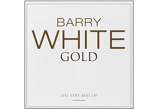 Barry White - Gold - (CD)