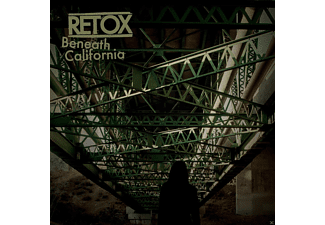 Retox - Beneath California - (Vinyl)