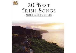 Noel Mcloughlin - 20 Best Irish Songs - (CD)