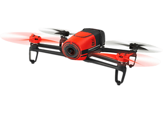 PARROT Bebop-drone + Skycontroller Rood