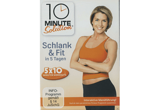 10 Minute Solution - Schlank & Fit in 5 Tagen - (DVD)