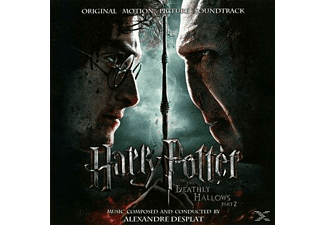 London Symphony Orchestra, VARIOUS - Harry Potter - The Deathly Hallows 2 (Ost) [CD EXTRA/Enhanced]