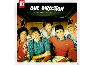 One Direction - What Makes You Beautiful - (5 Zoll Single CD (2-Track))