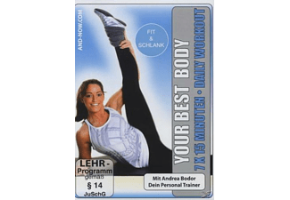 Your Best Body / 7x15 Min.Daily Workout - (DVD)