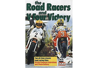 The Road Racers and V four Victory [DVD]
