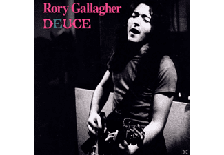 Rory Gallagher - Deuce - (CD)