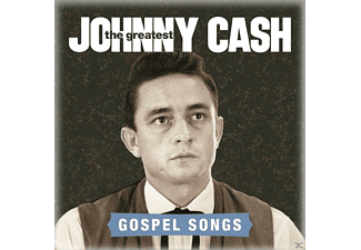 Johnny Cash - The Greatest: Gospel Songs - (CD)