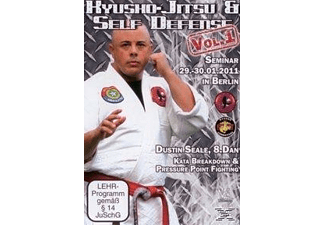 Kyusho-Jitsu + Self Defense Vol.1 Dustin Seale [DVD]