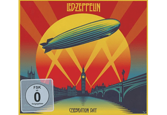 Led Zeppelin - Celebration Day (2cd + Blu-Ray) [CD + Blu-ray Disc]