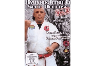 Kyusho Jitsu + Self Defense Vol. 2 [DVD]