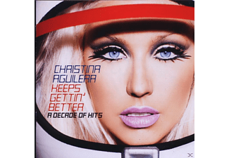 Christina Aguilera - Keeps Gettin' Better - A Decade Of Hits - (CD)