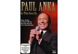 Paul Anka - As Time Goes By - (DVD)