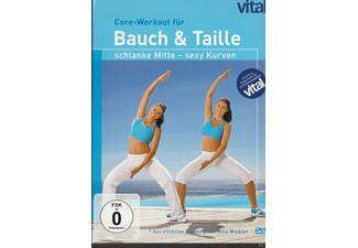 Vital - Core-Workout für Bauch & Taille - (DVD)