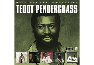 Teddy Pendergrass - Original Album Classics - (CD)
