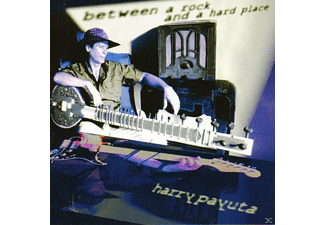 Harry Payuta - Between A Rock And A Hard Place - (CD)