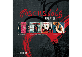 Rosenstolz - Mal Vier (Multi-Box) [CD]