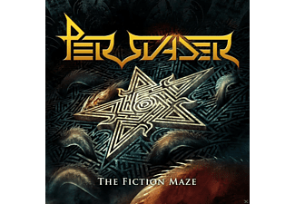 The Persuader - The Fiction Maze [CD]