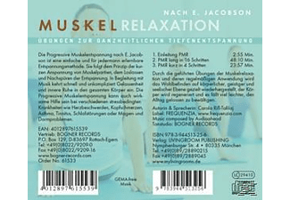 - Muskelrelaxation Nach E.Jacobson - (CD)