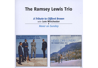 Lem Winchester, Ramsey Trio Lewis - Tribute To Clifford Brown / Never on Sunday - (CD)