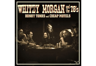 Whitey Morgan - Honky Tonks And Cheap Motels [CD]