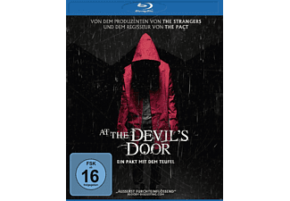 At the Devil's Door - (Blu-ray)