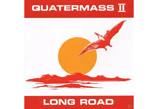 Quatermass Ii - Long Road - (CD)