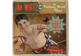 Jim Vs The Packway White - Take It Like A Man - (Vinyl)