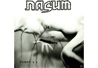 Nasum - Human 2.0 (Lp+Mp3 Coupon) [LP + Download]