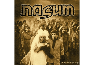 Nasum - Inhale/Exhale (Lp+Mp3 Coupon) [LP + Download]