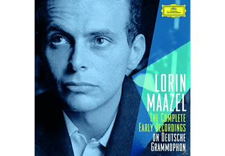 MAAZEL/BP - Maazel-The Complete Early Dg Recordings (Ltd.) [CD]