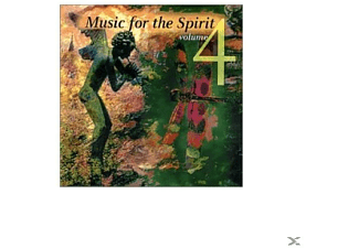 VARIOUS - Music For The Spirit 4 - (CD)