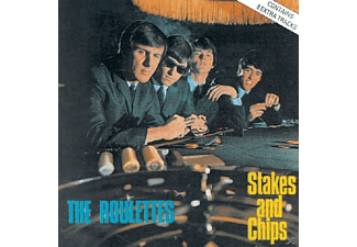 The Roulettes - Stakes And Chips - (CD)
