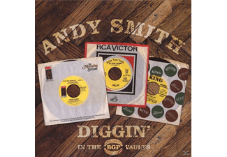 VARIOUS - Andy Smith-Diggin' In The Bgp Vaults - (CD)